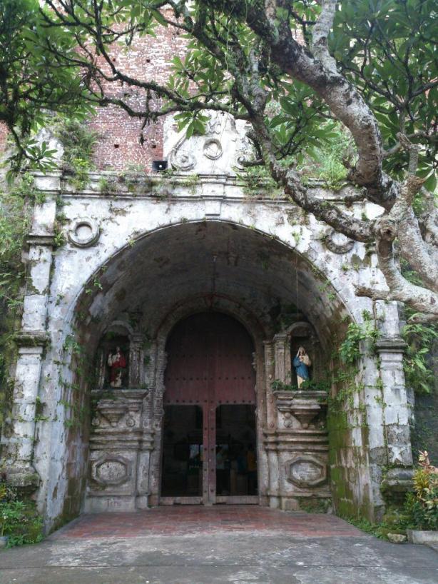 Majayjay Church Door