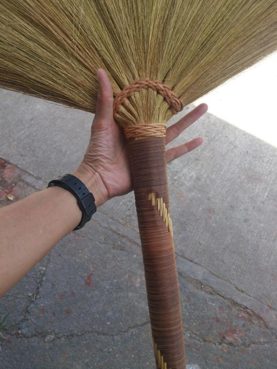 Sweeping is fun in the Philippines