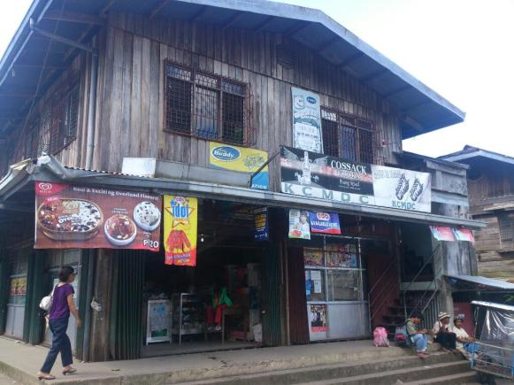 Wooden House/Store